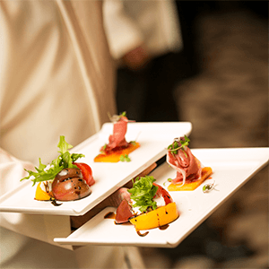 event management with catering services