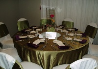Wedding in Sedona - Table Decor