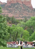 Wedding Ceremony in Sedona