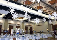 Winter Ski Theme Bar Mitzvah