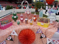 Candy table that delights guests at a company event.JPG